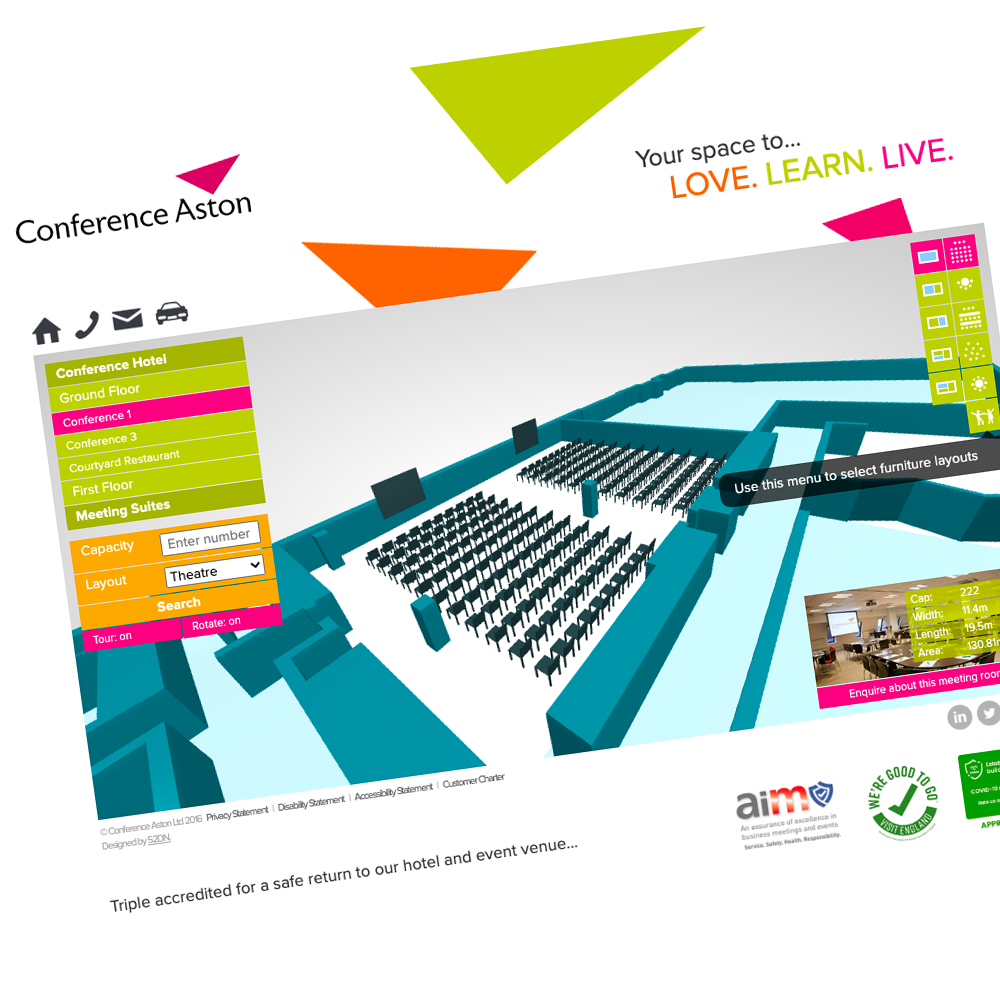 Conference Aston